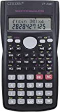 GTTTZEN Scientific Calculator 2-line LCD Display, Texas Instrument for Business,Office and School