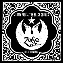 Jimmy Page & The Black Crowes- Live At Jones Beach -RSD17