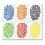 Barbuzzo-Finger-Mark-Glass-Markers-Set-of-6-Reusable-Vinyl-Fingerprint-Decals-Assorted-Colors-ID-Your-Drink-with-Style-Great-for-Wine-Glasses-Champagne-Flutes-Pint-Glasses-Other-Glassware