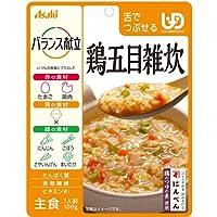 アサヒグループ食品 バランス献立 鶏五目雑炊 100g×12個入
