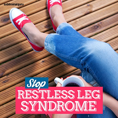 Stop Restless Leg Syndrome audiobook cover art
