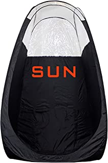 Spray Tan Tent   Airbrush Booth Privacy Tent   Pop Up Tent   Instant Tent For Air Brush Tanning Or Any Sunless Tanner By Sun Labs