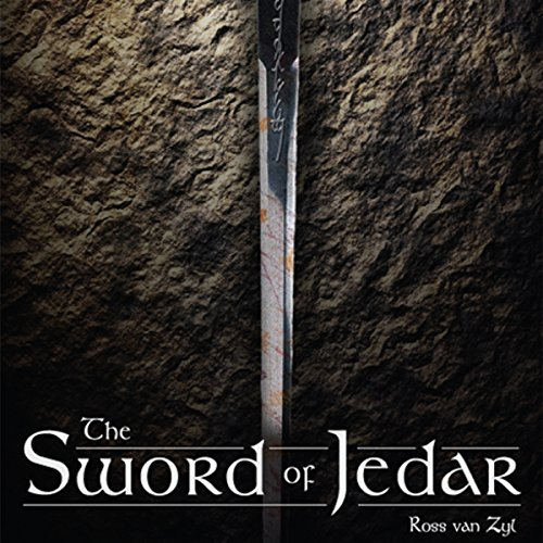 The Sword of Jedar audiobook cover art
