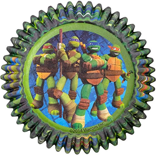 TMNT Baking Cup, 50ct