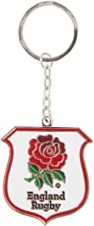 ラグビー イングランド代表 England R.F.U. オフィシャル商品 クレスト キーホルダー