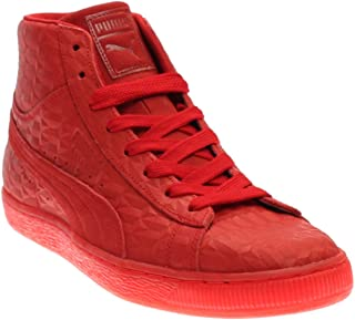 Men's Mid Me Iced Suede Fashion Sneaker