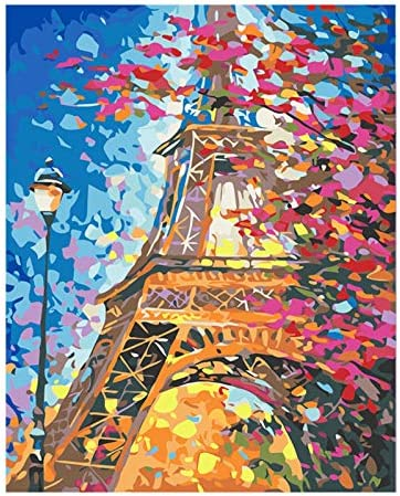DIY 5D Diamond Painting by Number Kits Painting Cross Stitch Full Drill Crystal Rhinestone Embroidery product image