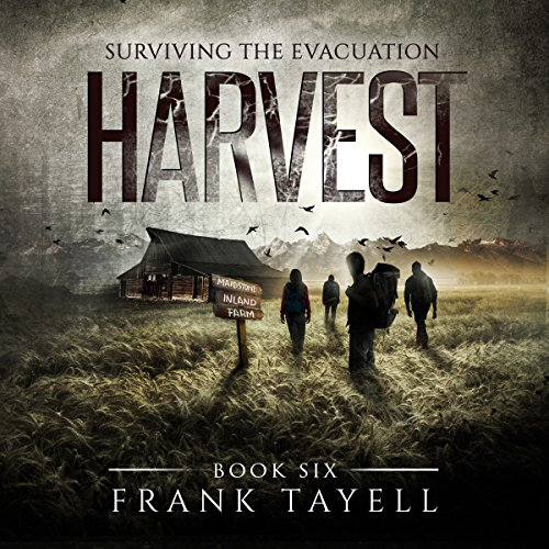 Harvest cover art