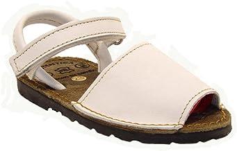 15090 Sandalias ibicencas Blanco