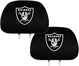 Sports Fan Shop Football Team Universal Bucket Seat Headrest Cover (Las Vegas)