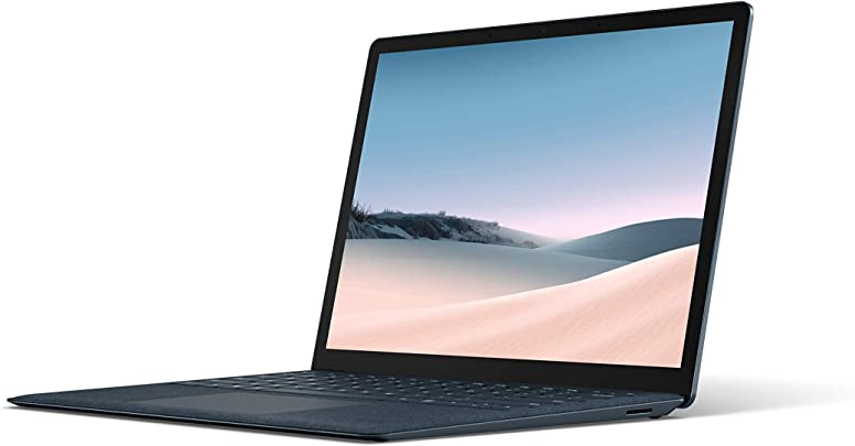 Microsoft Surface Laptop 3 13 5 Zoll Laptop Intel Core i5 8GB RAM 256GB SSD Win 10 Home Kobalt Blau Schätzpreis : 1.449,00 €