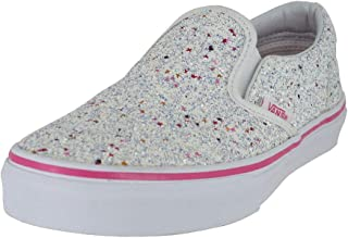 bf69b75a97 Vans Kids Girl s Classic Slip-On (Little Kid Big ...