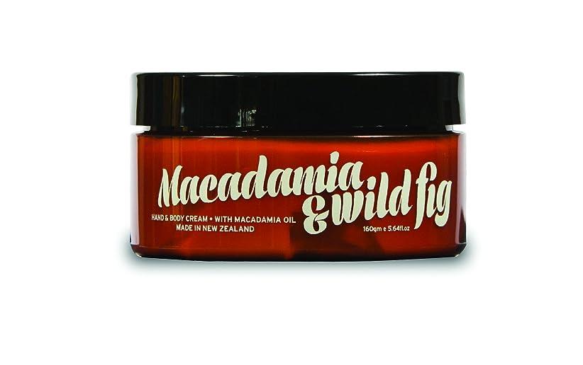 フランクワースリータクト安全でないMATAKANA BOTANICALS(マタカナボタニカル) マカダミア&フィグ ハンド&ボディクリーム 160g