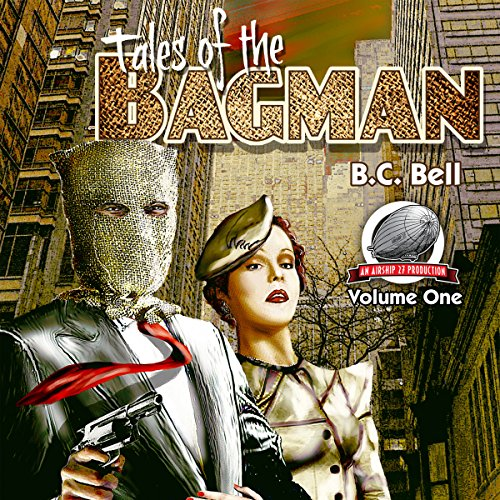 Tales of the Bagman audiobook cover art