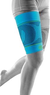 Sports Compression Upper Leg Sleeves (1 Pair) - Thigh & HamstringCompression Improved Blood Circulation & Recovery - Thigh Wrap Quad Support