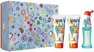 moschino i love love gift set