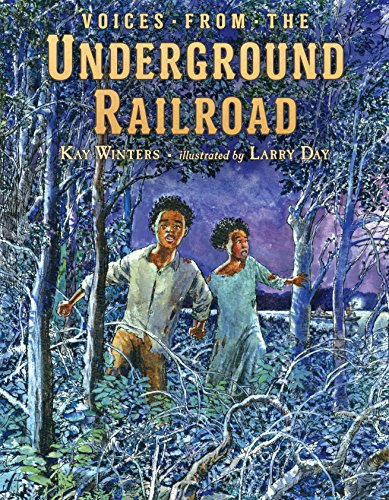 Download Voices from the Underground Railroad (English Edition) B06ZYFQXFD