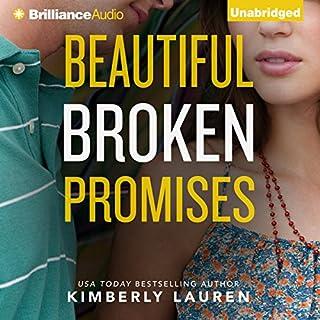 Beautiful Broken Promises audiobook cover art