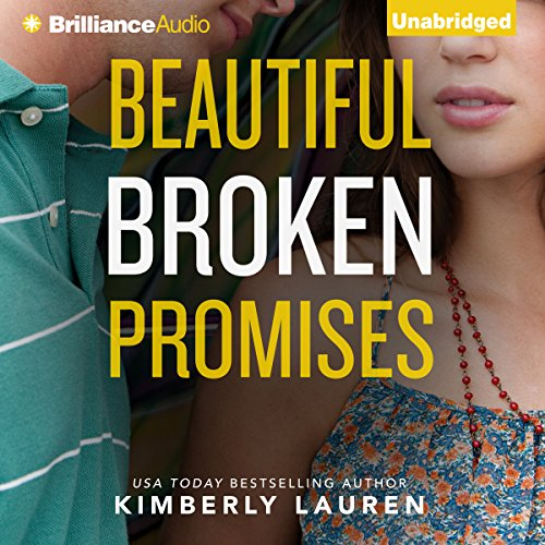 Beautiful Broken Promises audiobook cover art