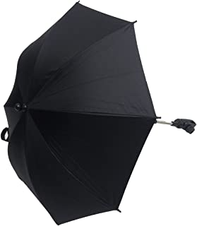For-Your-Little-One Parasol Compatible with Baby Jogger City Mini GT, Black