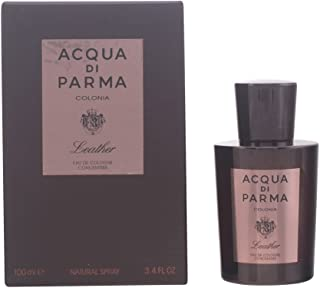 Acqua Di Parma Leather agua de colonia Concentrée Vaporizador 100 ml