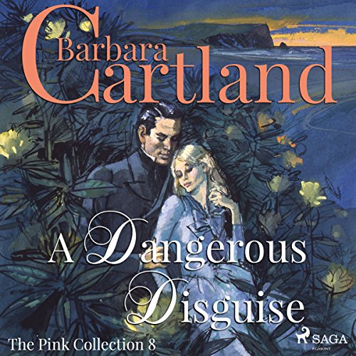 A Dangerous Disguise audiobook cover art