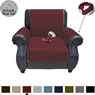 RBSC Home Sofa Cover 100% Waterproof Slipcovers Anti-Slip Couch Covers for Leather Recliner Slipcovers for Pets,Baby, Dogs,Cats and Kids,Washable Protector
