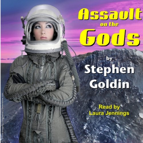 Assault on the Gods audiobook cover art
