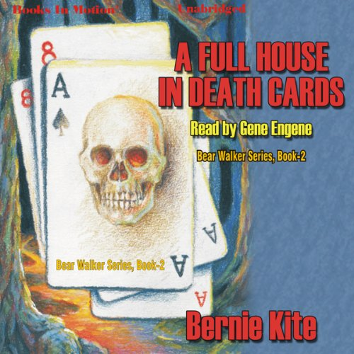 A Full House In Death Cards cover art