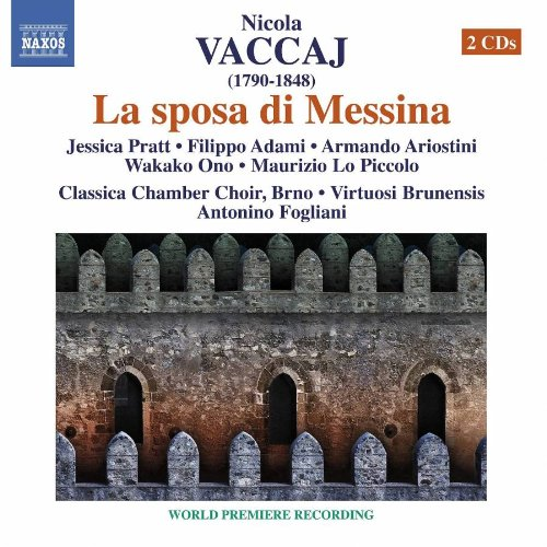 ヴァッカイ:歌劇「メッシーナの花嫁」