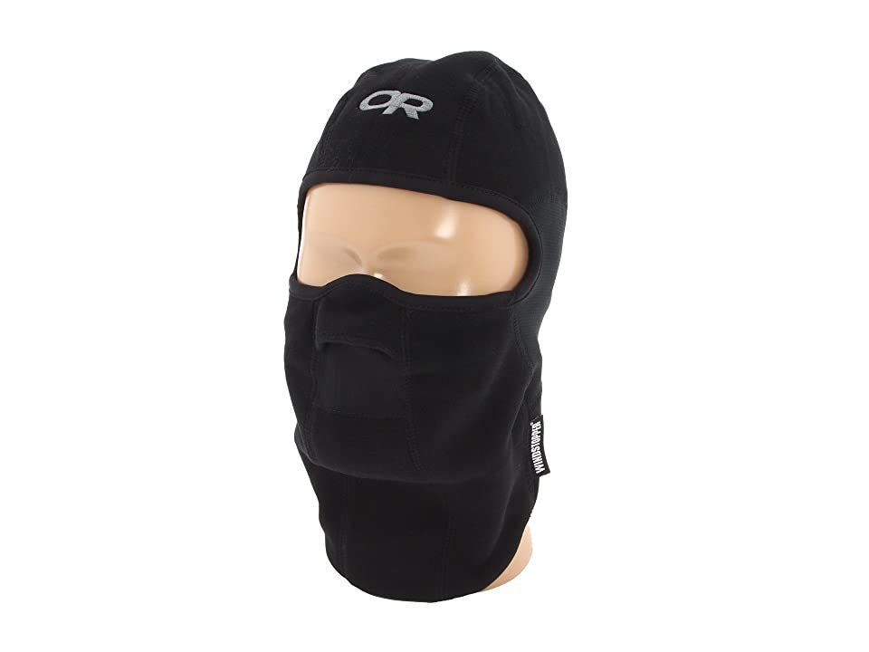 Outdoor Research Sonic Balaclava (Black) Cold Weather Hats