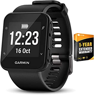 Garmin Forerunner 35 GPS Running & Activity Tracker (010-01689-00) w/Extended Warranty