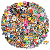 Featured Stickers(200 Pcs),Suitable for Children and Adults of All Ages,Fast Shipped by Amazon. Decals Vinyls for Laptop,Kids,Cars,Motorcycle,Bicycle,Skateboard Luggage,Bumper