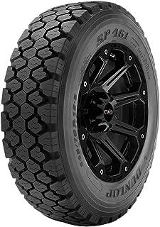 Dunlop Tires SP461 245/70R19.5L Tire - All Season, Commercial (HD)