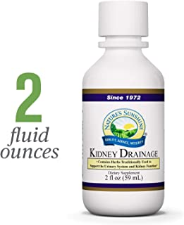 Nature's Sunshine Kidney Drainage, 2 fl oz, Kosher | Natural Kidney Supplement Contains Herbs to Support and Enhance Kidney Function and Urine Flow