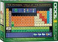 1000ピース ジグソーパズル 元素周期表 6000-1001