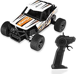 KINGBOT RC Car, 1: 18 Scale 2.4Ghz High Speed Radio Control Rock Off-Road Cars Remote Control Racing Trucks