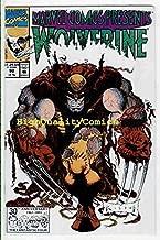 MARVEL COMICS PRESENTS #92, VF, Wolverine, Sam Kieth, Ghost Rider,more in store