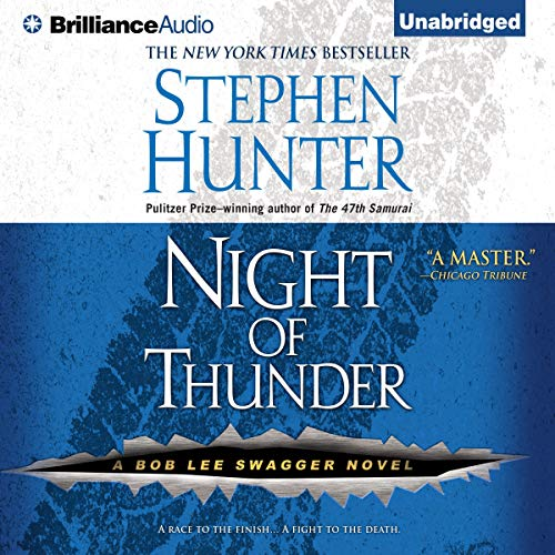 Night of Thunder cover art