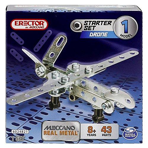 Meccano Erector Starter Set - Drone