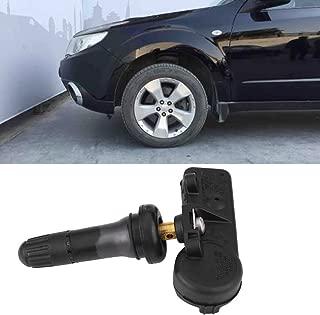 Qiilu Sensore di pressione dei pneumatici 52933-2F000 Sensore di monitoraggio della pressione dei pneumatici per auto TPMS da 4 pezzi per accento Rio Sportage