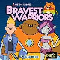 Encounters Bravest Warriors Blue Card Game