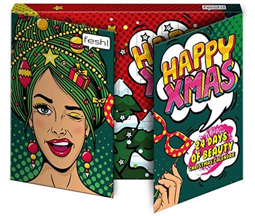 Beauty Advent Calendar - Beauty-Adventskalender mit 24 coolen Überraschungen - von fesh!