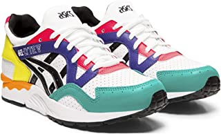 Gel-Lyte V Women's Running Shoes, White/Black, 7.5 M US