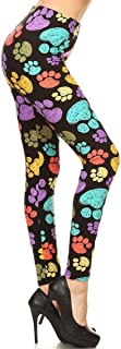 Leggings Depot Women's Buttery Soft Classic Fashion Print...