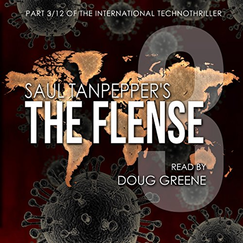 The Flense: China, Book 3 audiobook cover art