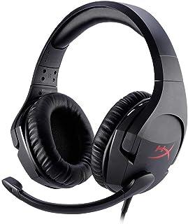 キングストン ゲーミング ヘッドセット PS4対応 HyperX Cloud Stinger HX-HSCS-BK/AS ブラック 軽量 2年保証 [並行輸入品]