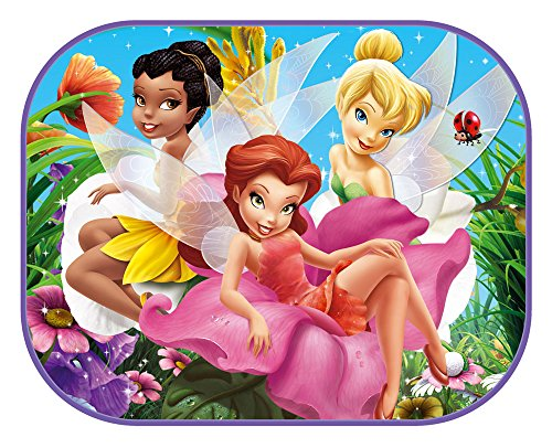 Disney 28220 Fairies Tendine Laterali, 2 Pezzi