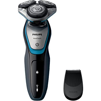 Philips S5400/06 Rasoir électrique Series 5000 étanche avec Tondeuse de Précision