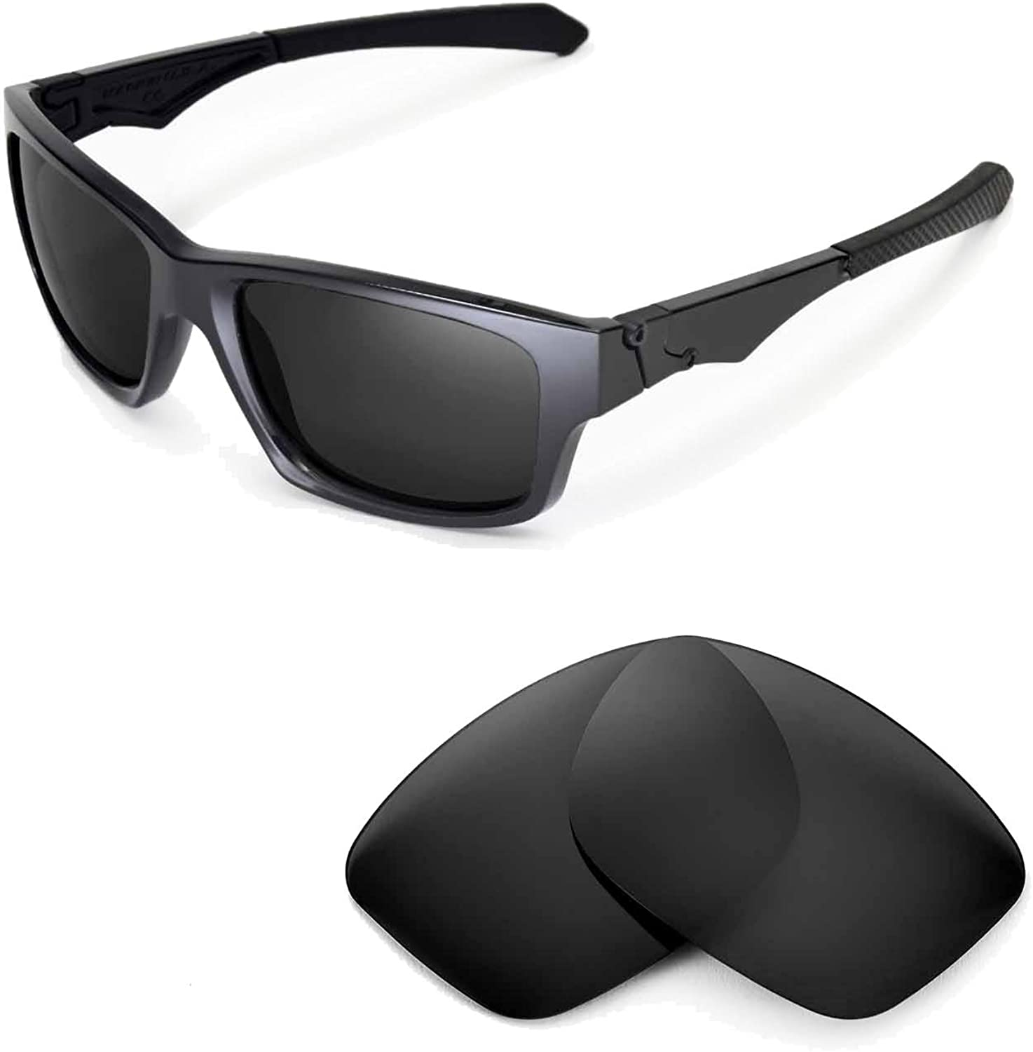Walleva Replacement Lenses for Ranking TOP11 Sunglasses Oakley Jupiter Oklahoma City Mall Squared